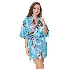 Pijama Kimono con flores