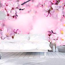 Papel para paredes de flores