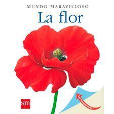 libros sobre flores