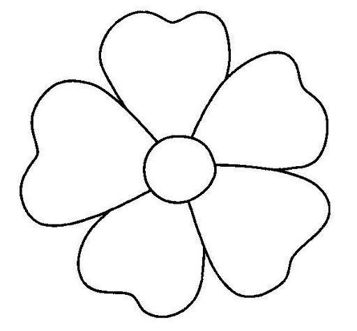 Moldes De Flores Para Goma Eva Defloresonline Com