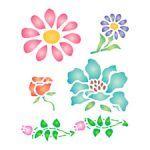 Plantillas de Flores
