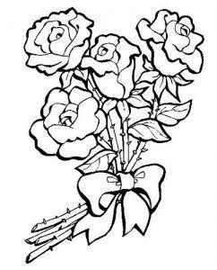 ramos de rosas imagenes para bordar