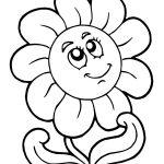 flor infantil girasol