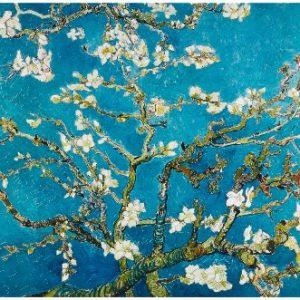 Póster Vincent Van Gogh flor de almendro