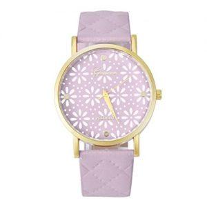 Reloj flor romana