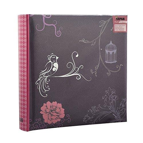 Álbum Arpan Pájaro y flores