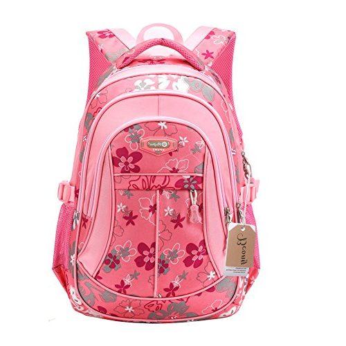 Mochila Bcony niña rosa