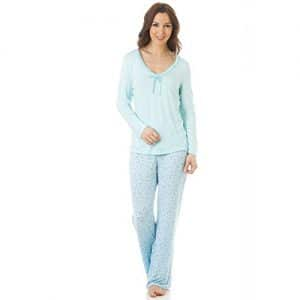 Pijama camille manga larga