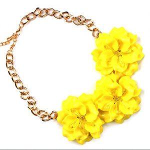 Collar Flores 12 colores