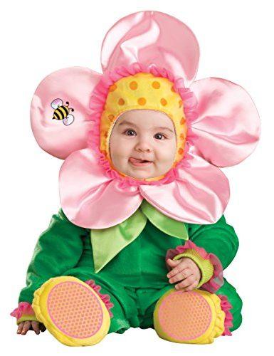 Disfraz Flor para bebé