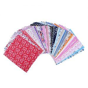 Conjunto de telas de algodón