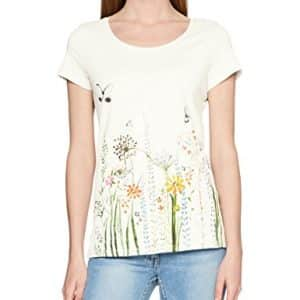 Camiseta Esprit para mujer de flores