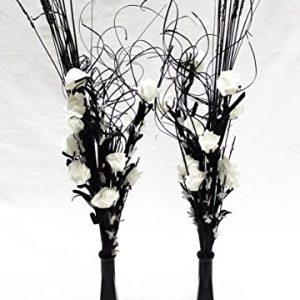 Floreros con flores defloresonline com - Jarrones de cristal con flores ...