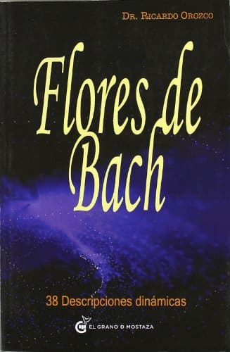 Libro Flores de Bach (Terapias)