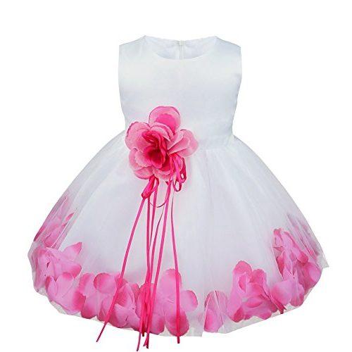 Vestido de niñas para comuniones y bautizos