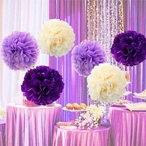 Bolas de flores para bodas