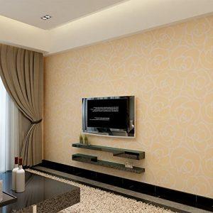 Papel pintado de flores defloresonline com for Papel pared dormitorio