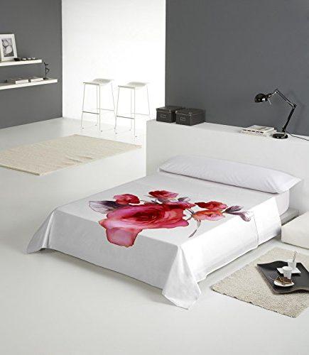Juego de sábanas de 2 piezas flor de vida