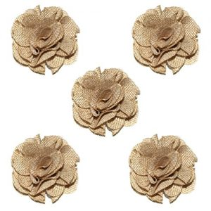 Pack de 5 Adornos de flores para el pelo