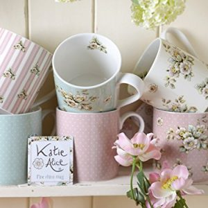 Pack de 6 tazas de Katie Alice multicolor