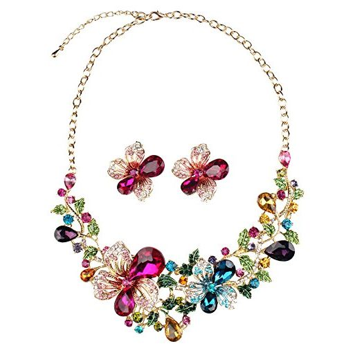 Flor collar semental