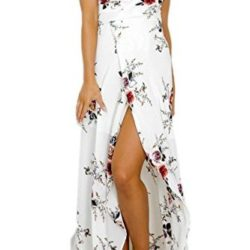 Vestido para el verano de flores