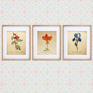 pack de láminas 'Mi Jardín Azul'