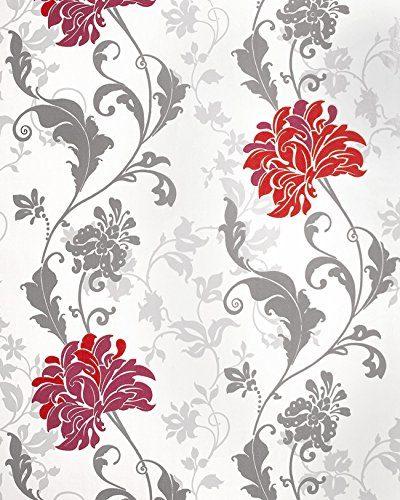 Papel pintado floral EDEM 833-25