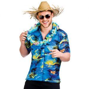 Camisa hawaiano Aloha verano