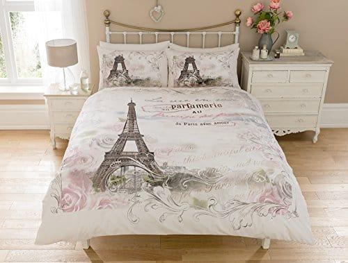 Juego de cama Paris - Torre Eiffel
