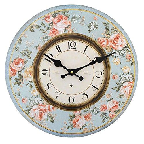 Relojes de flores defloresonline com - Relojes de pared ...