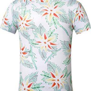 Camiseta Hawaiana hombre
