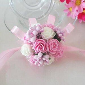 Pulsera para la decoración de banquetes de bodas