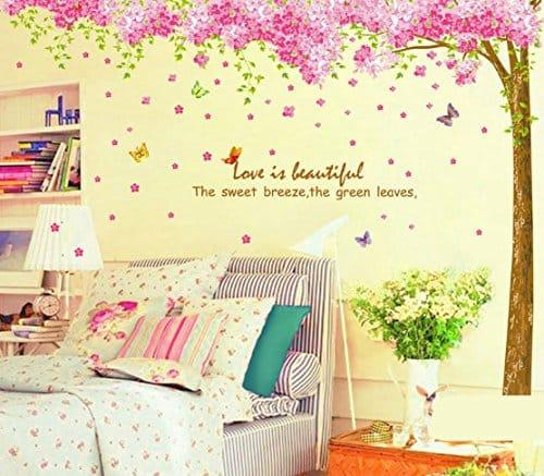 Vinilo Sakura Cherry Blossom