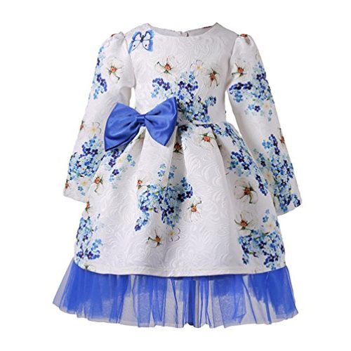 Vestido para fiesta niñas 3-10 años