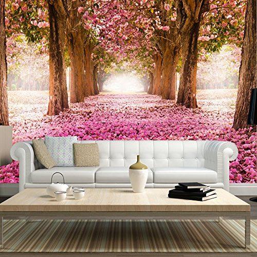 Fotomural Pasaje de flores