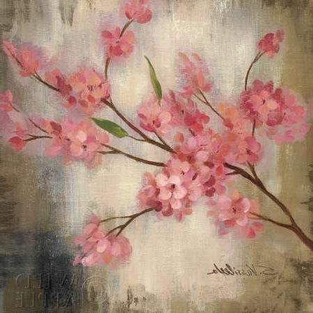 Lámina para cuadro Cherry Blossom