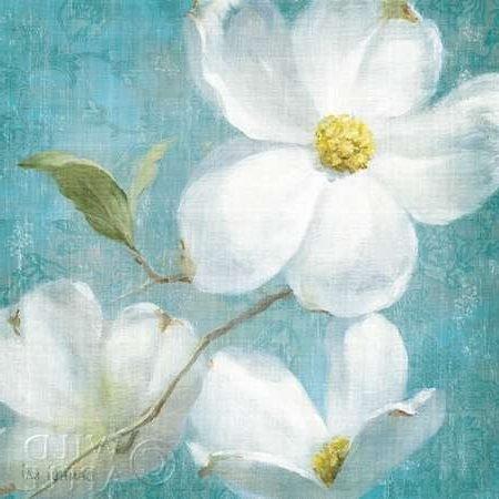 Lámina blossom vintage