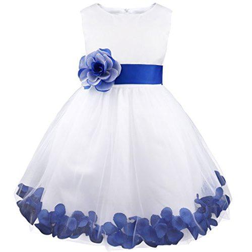 Vestido para niñas de boda