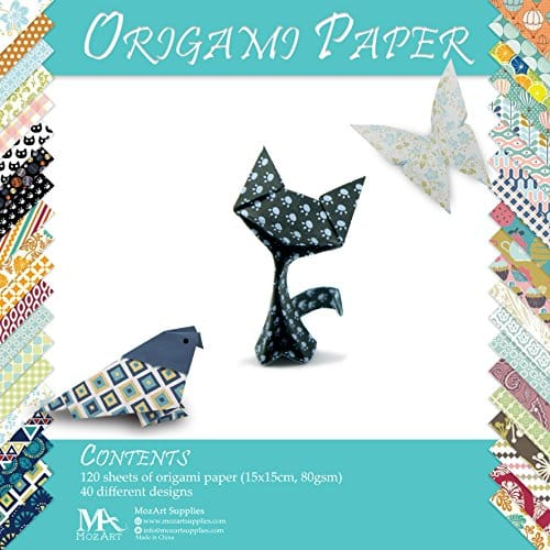 Papeles Origami
