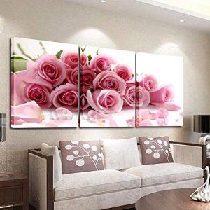 Triptico rosas